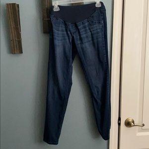 Maternity jeans -dark blue